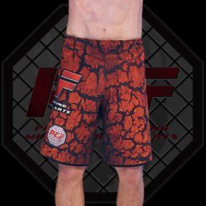 eshop shorts červene pcf